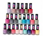 24 x Rimmel 60 second Nail Polish | 15 Shades | RRP £72 | Wholesale Job Lot